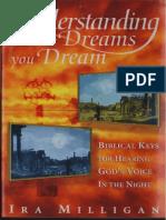 Entendiendo los sueños que sueñas Traducido