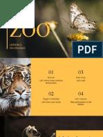 Zoo Reading