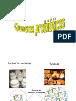 5 quesos probióticos