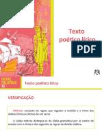 Texto poético lírico_caracteristicas gerais