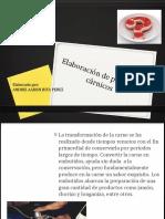 Elaboracion de productos carnicos(5A2014)