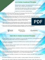 Adam+Khoo's+Golden+Investment+Principles