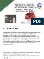 Tecnologia mas usada para  carnes(5A2014)