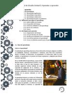MATERIAL DE ESTUDIO UNIDAD 3 TALLER DE HERRAMIENTAS INTELECTUALES