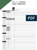 Schedule 2011_1 Pop M-w
