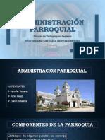 ADMINISTRACION Parroquial