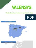 Presentación Valensys