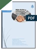 M4_U1_S1.- Actos y Sociedades mercantiles.