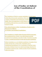 Constitution of India ppt