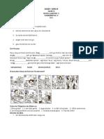 CBSE Class 7 German Worksheet (9)