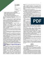 RLCE actualizado marzo 2020