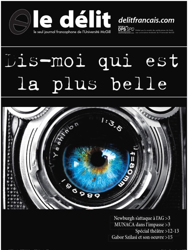 Ledelit20110125 Société Radio Canada Journaux