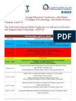 4 April 2018 Conference PD