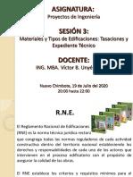 SESIÓN 3 (PROYECTOS DE INGENIERIA) 19.07.2020