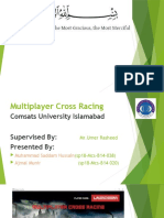 Multiplayer Cross Racing
