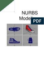NURBS modeling 1