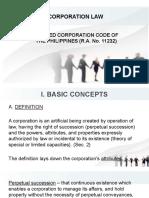CORPORATION LAW pt. 2