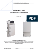 AirHarmony 4000 Gen LTE Product Specification v2.3_1