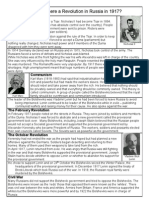 Russian_revolution worksheet and notes
