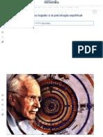 Carl Gustav Jung y su legado a la psicología espiritual - La mente es maravillosa