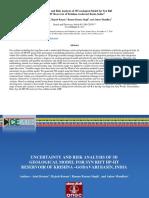 Risks estimation case study