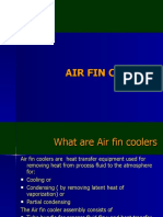 air fin coolers