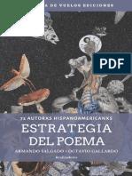 Estrategia del poema - Armando Salgado - Octavio Gallardo