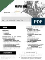 Inicios del Urbanismo Virreynal -GRUPO 2