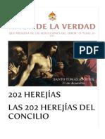 202 HEREJÍAS – AMOR DE LA VERDAD