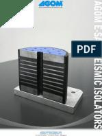 7 - AGOM E-Safe seismic isolators (1)