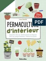 Permaculture d'interieur - Laura Bruneau