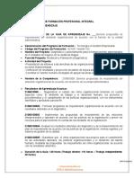 Guía 7 de Aprendizaje Bienestar Cultura y Clima Organizacional.
