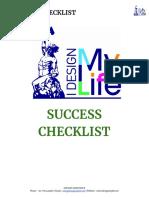 Success-Checklist
