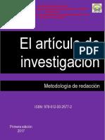 El Articulo De Investigacion- I