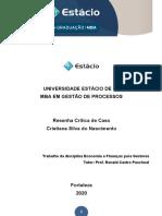 Resenha Critica Cristiane Silva do Nascimento_FERRAMENTAS UTILIZADAS NA GESTÃO FINANCEIRA.docx