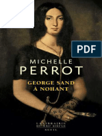 George Sand a Nohant (Seuil, 23 - Perrot, Michelle