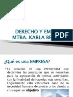 TIPOS DE EMPRESA ppt