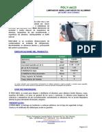 BOLETIN TECNICO POLY-A623 (Limpiador-Abrillantador de Aluminio).pdf