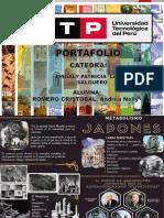 PORTAFOLIO DE HISTORIA
