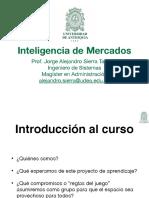 Inteligencia de Mercados - S1