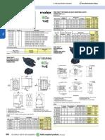 Katalog Pini in konektorji MOLEX