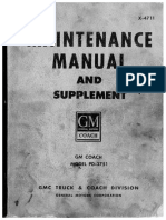 GMC - PD-3751 Silversides - Maintenance Manual - X-4711 - 1947 - OCR - 274 pages.pdf