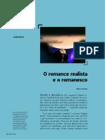 Milton Hatoum - O romance realista e o romanesco