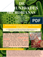 SUCESIONES ECO MICROBIANA