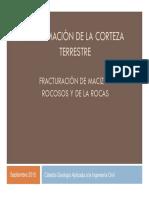 UTN Fallas - Pliegues - Setiembre 2015