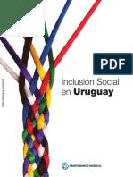 Inclusiòn social en Uruguay. Banco Mundial