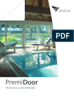 Profine PremiDoor