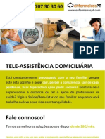 Serviços de Teleassistência