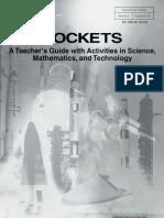NASA Rockets - A Teacher's Guide
