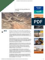 Hot Chili avanza en el desarrollo de dos pórfidos de cobre de clase mundial en Chile